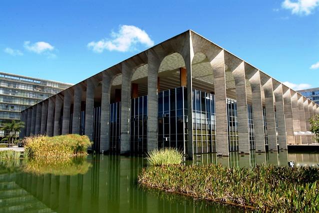Prestheza Turismo - Brasilia - Palacio do Itamaraty 5
