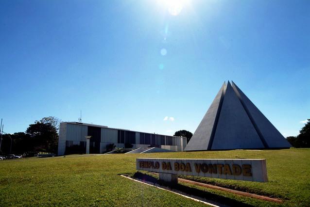 Prestheza Turismo - Brasilia - Templo da Boa Vontade 2