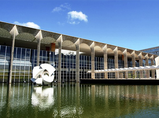 Palácio do Itamaraty - Brasília - Prestheza Turismo